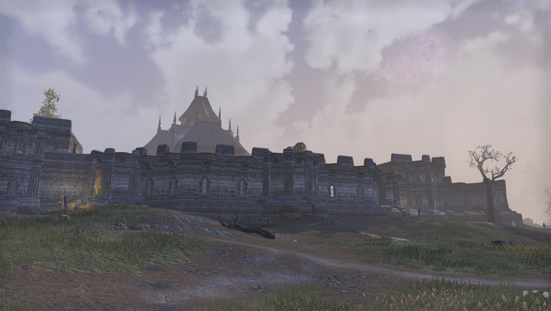 Замок Чёрного Сапога
