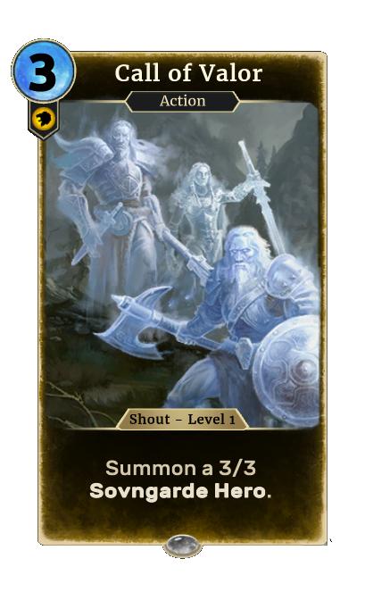 Call of Valor (Legends)