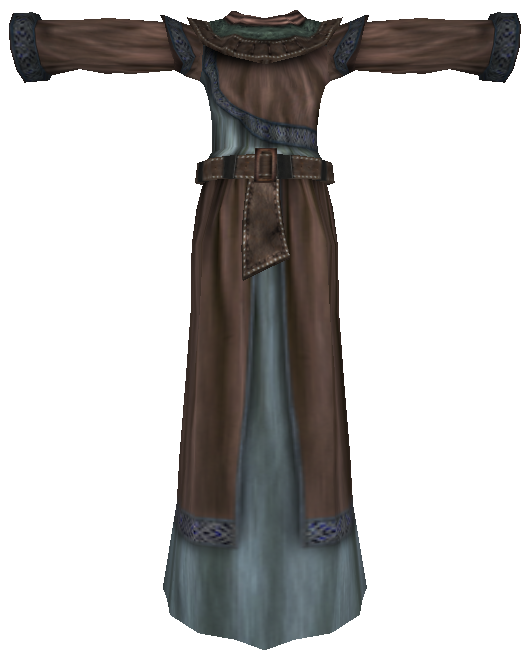 Poisonguard Robe
