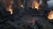 Kvatch Arena (Oblivion) Full View
