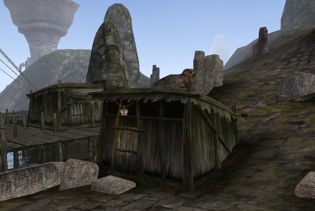 Fjorrod's House