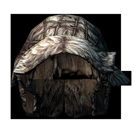 Меховой шлем (Skyrim)