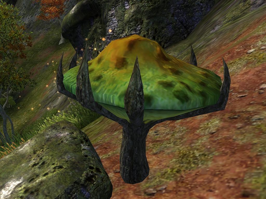 Unrefined Greenmote