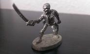 Redguard Cyrus Pewter Figurine