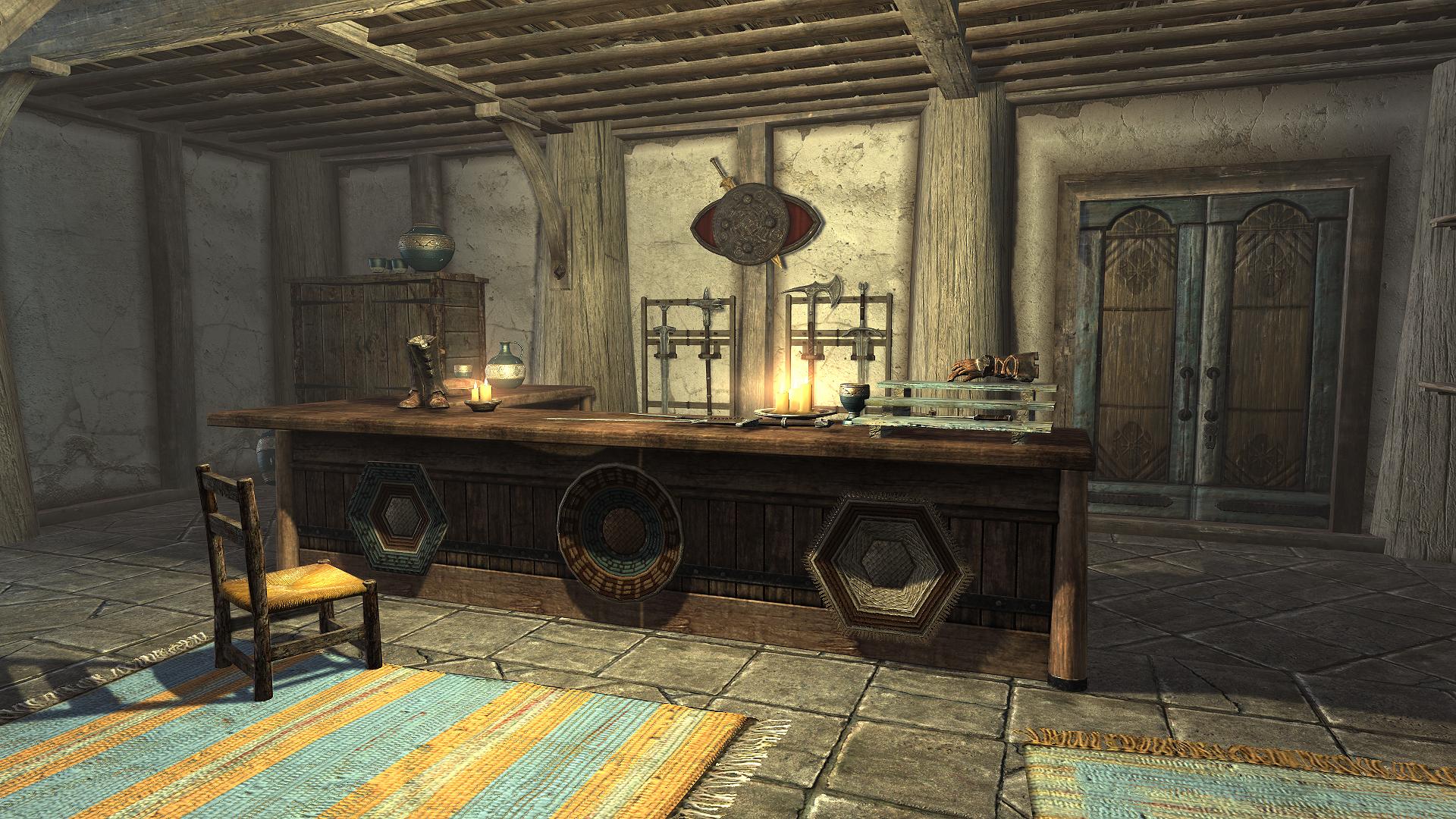 Дом воительницы
