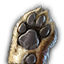 Иконка достижения (лапа сенч-тигра)