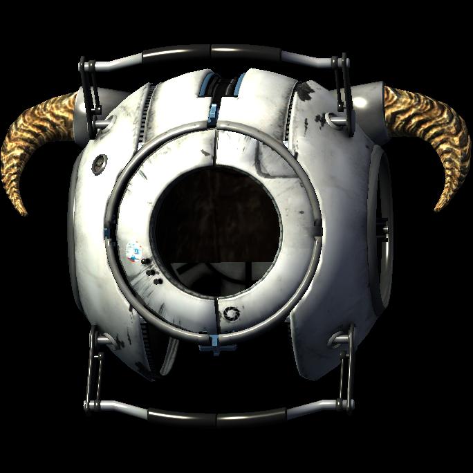 Dovahcore Helmet
