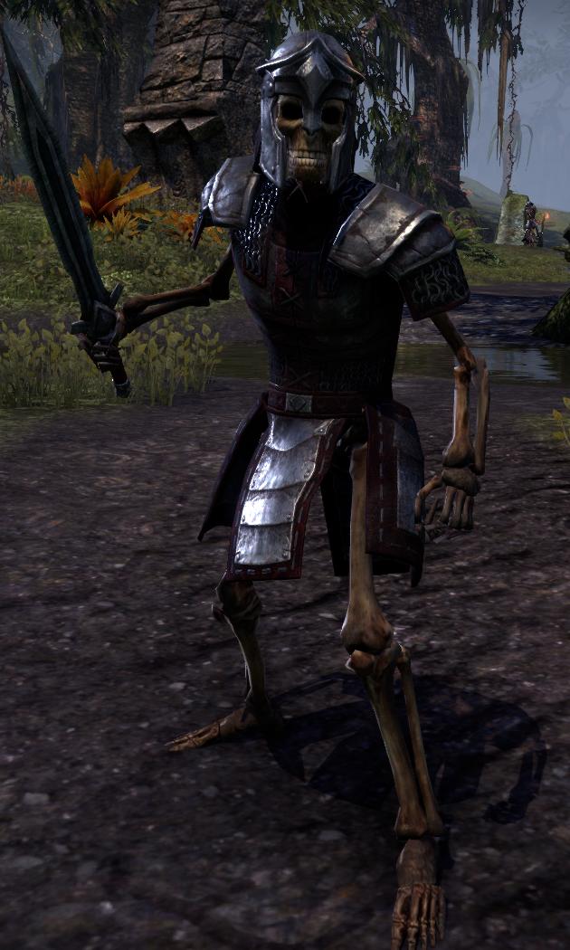 Skeletal Warrior (Online)