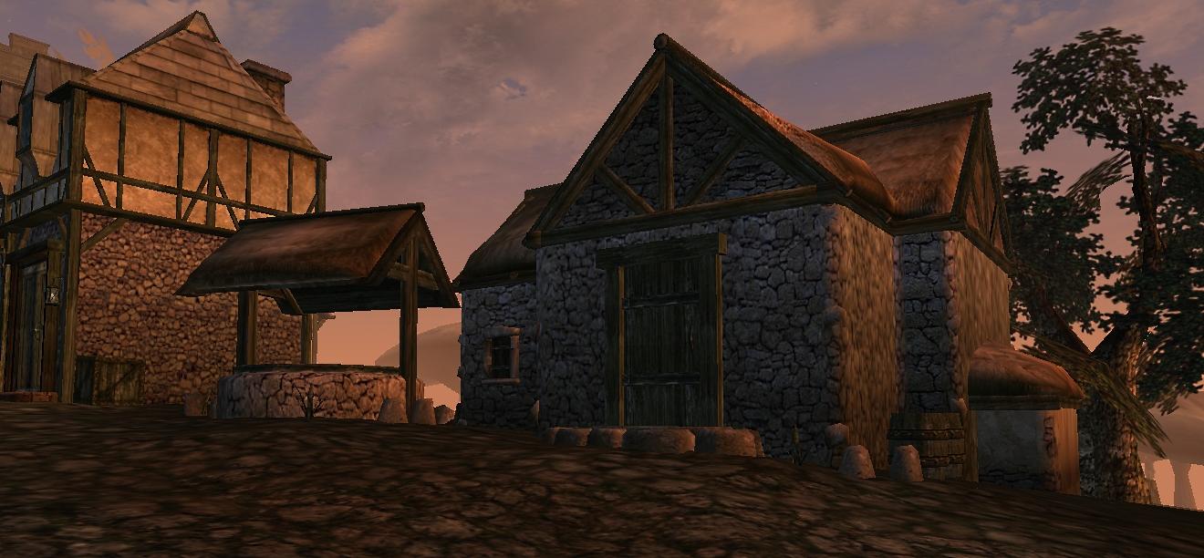 Murberius Harmevus' House