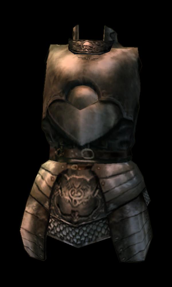 Adamantium Cuirass (Morrowind)