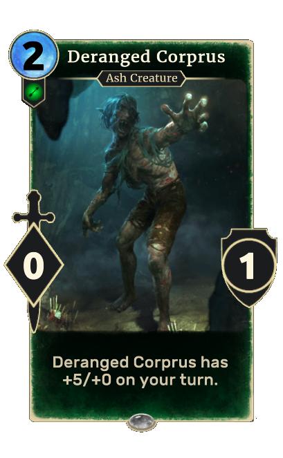 Deranged Corprus