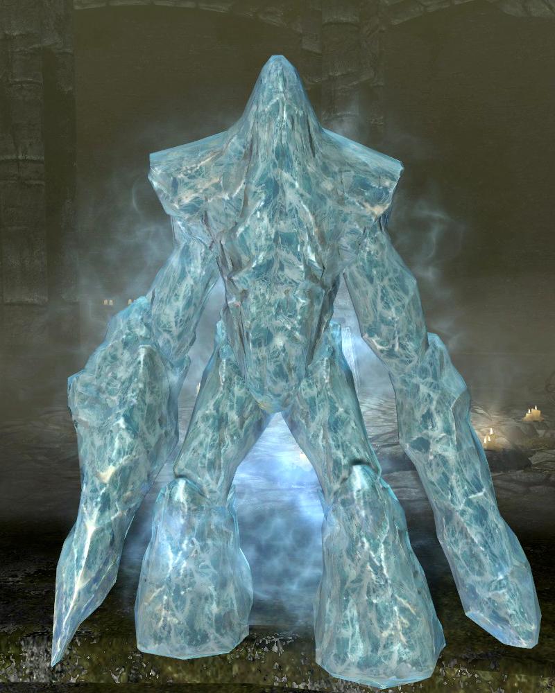 Frost Atronach (Skyrim)