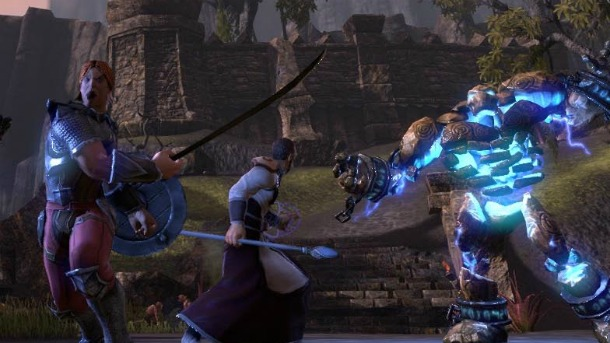 Kacj321/Elder Scrolls Online: First Screenshot