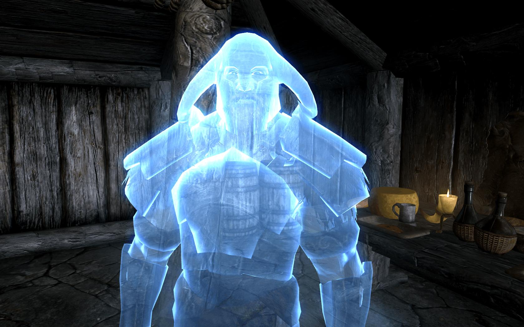 Призрак Старого Хролдана (персонаж)