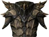 Armatura di scaglie di drago