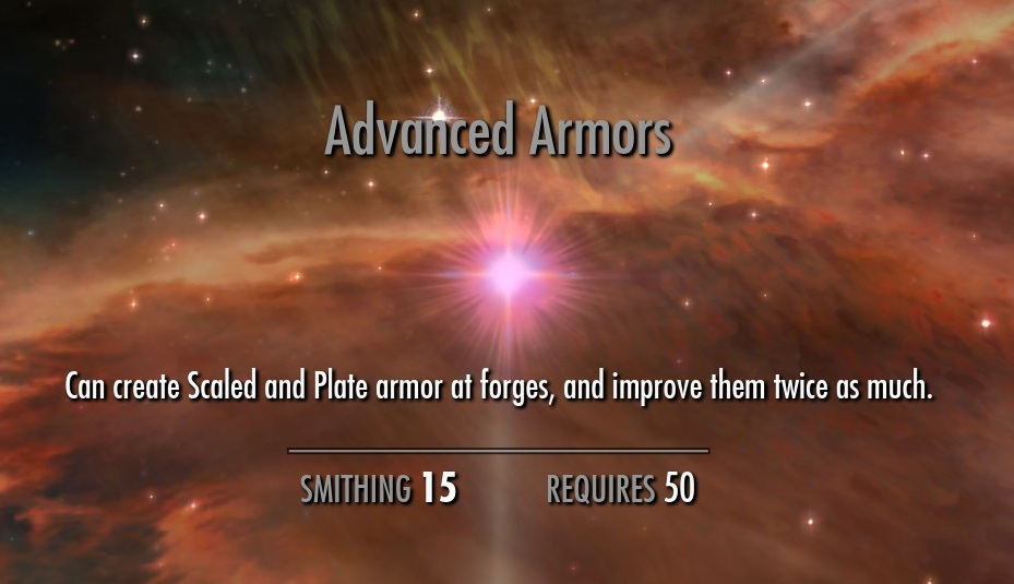 Advanced Armors