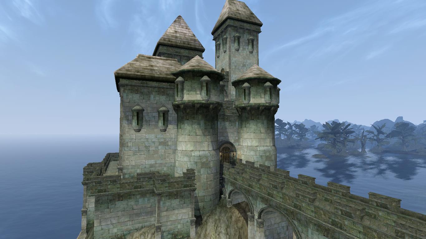 Castle Ebonheart