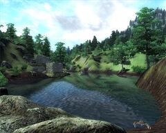 Озеро Канулус