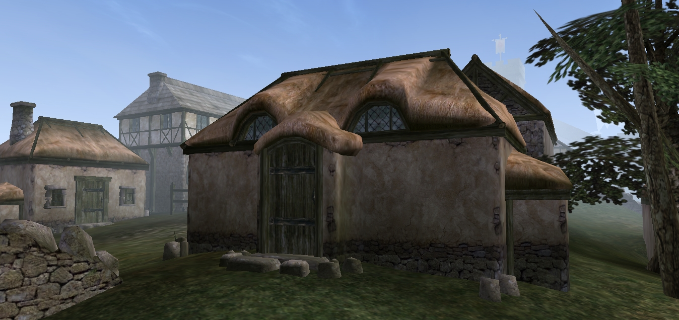 Dralas Gilu's House