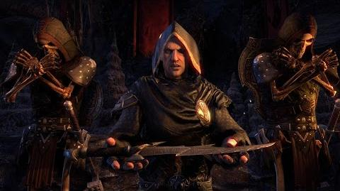 The Elder Scrolls Online Dark Brotherhood – Oficjalny trailer