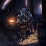 Thieves Guild Fence card art
