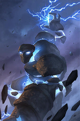 Atronach burzy (Legends)
