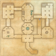 Buried Memories Psijic Relic Vaults Map