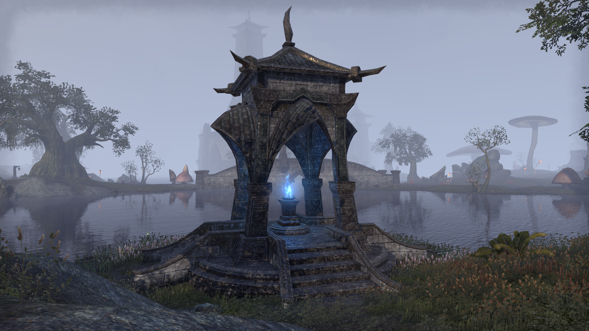 Eidolon's Hollow Wayshrine
