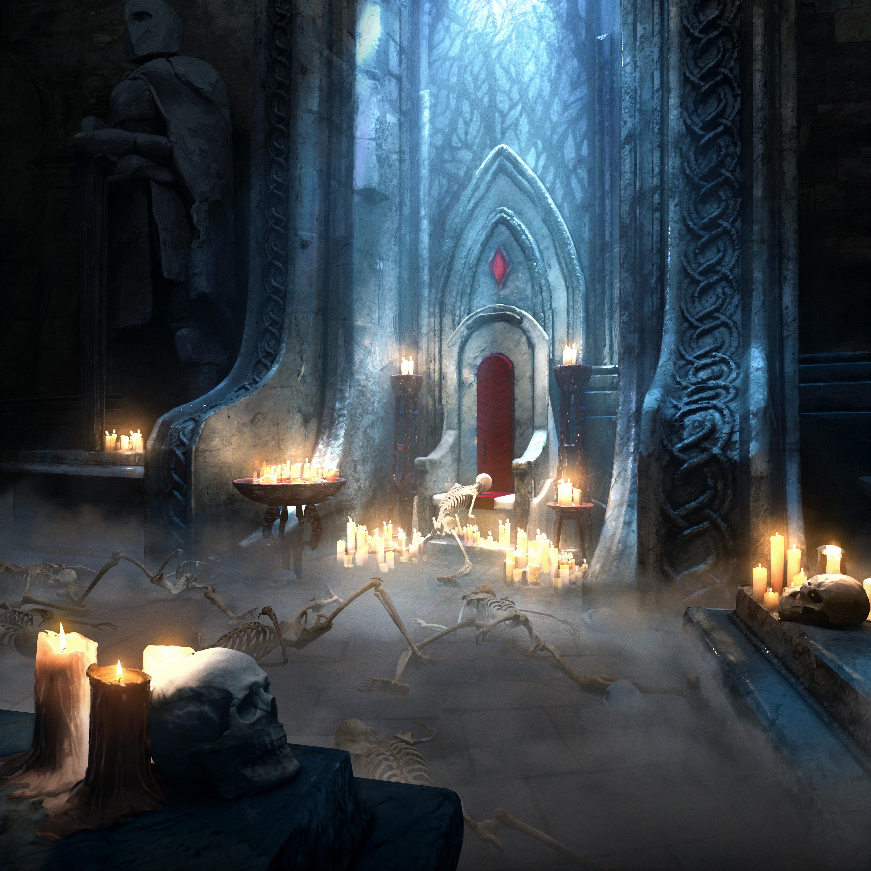 Rubinowy Tron (Legends)