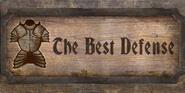 TESIV Sign BestDefense