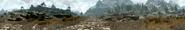TESV Panorama Whiterun