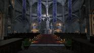 Monastery of Serene Harmony Statue