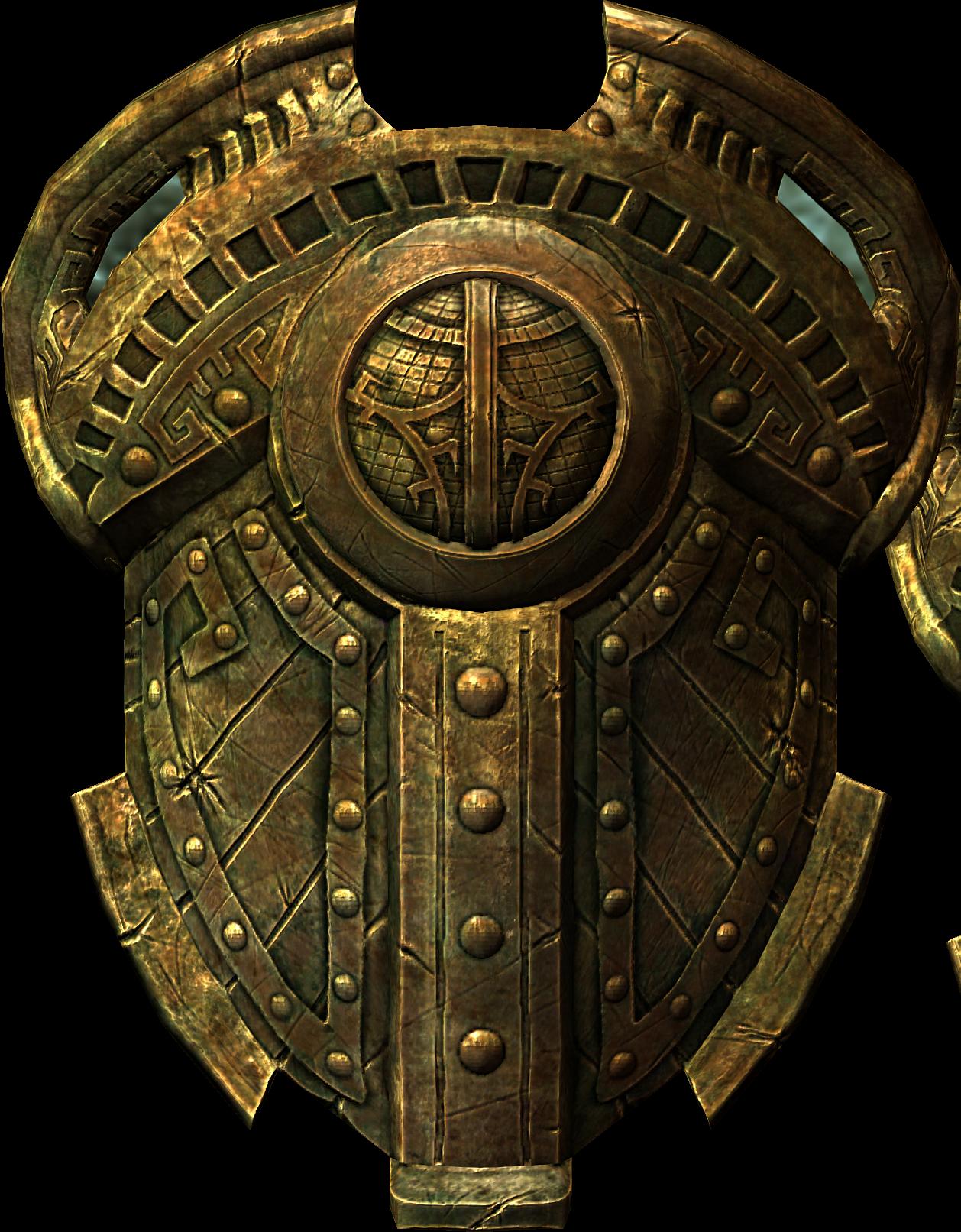 Dwarven Shield (Skyrim)