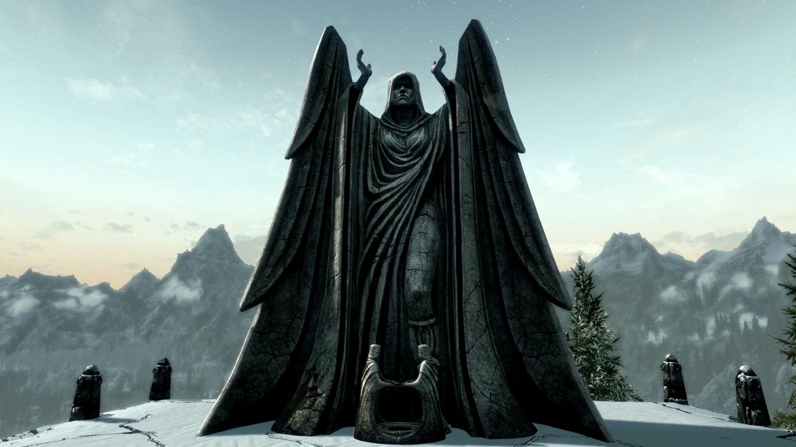 Estatua de Meridia