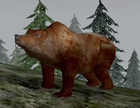 Grizzly Bear (Bloodmoon)
