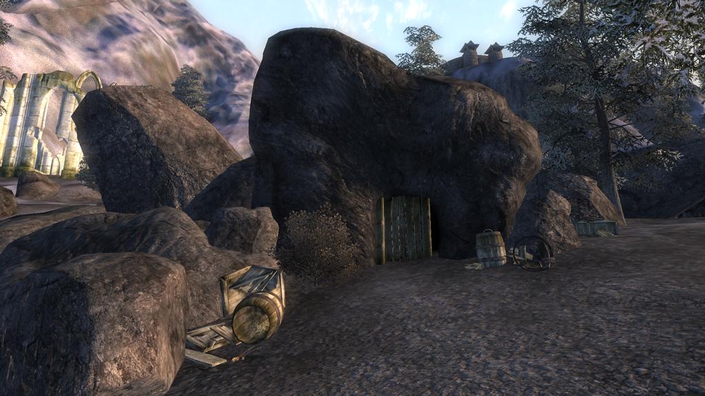 Capstone Cave (Oblivion)