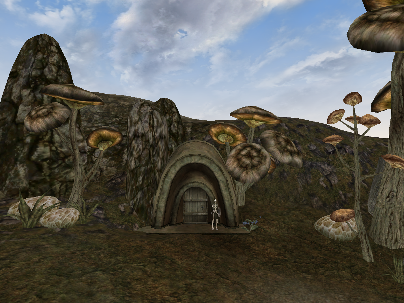 Hlervu Ancestral Tomb (Morrowind)