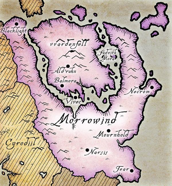 Telvanni Isles