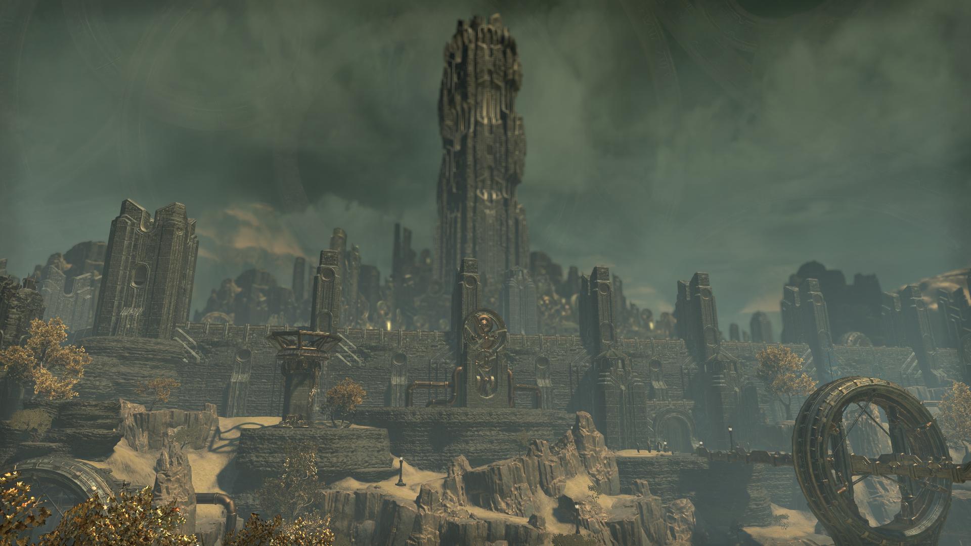 Латунная крепость