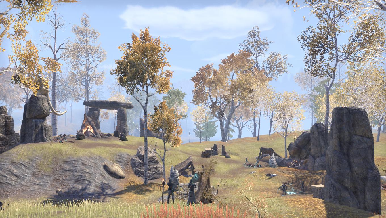 Осенняя поляна (Online)