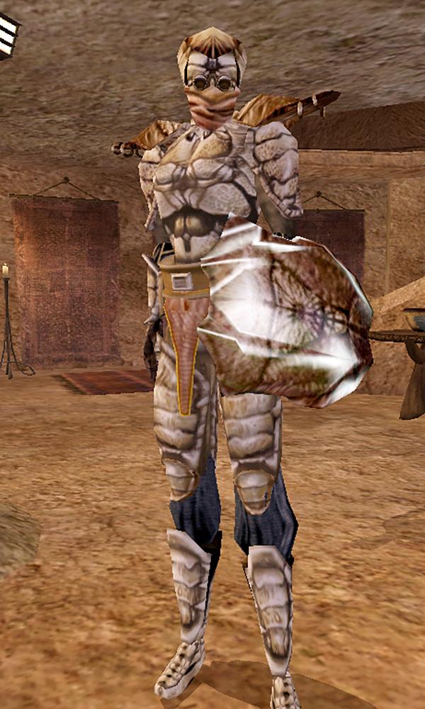 Buoyant Armigers (Morrowind)