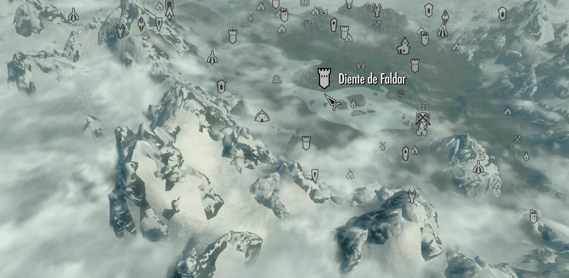 Diente de Faldar (Skyrim)