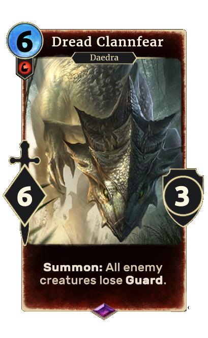 Dread Clannfear (Legends)