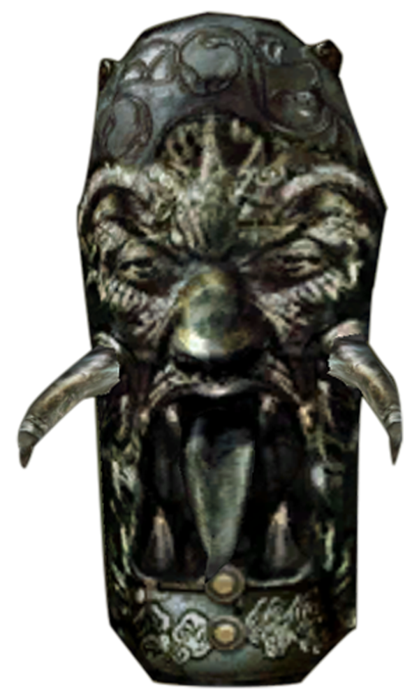 Orcish Tower Shield (Morrowind)
