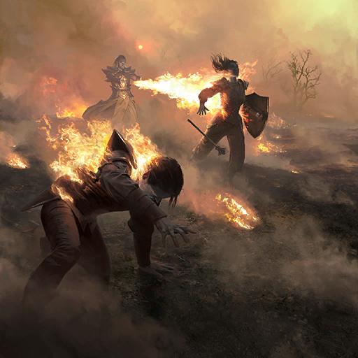 Płomienie zdrajcy