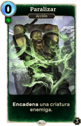 Paralizar (Legends)