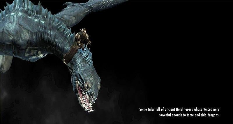 Loading Screens (Dragonborn)