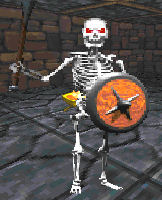 Skeletal Warrior (Daggerfall)