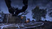 Dark Anchor evoking ritual
