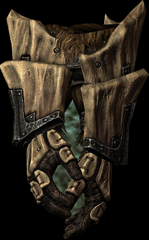 Dragonplate Gauntlets (Skyrim)